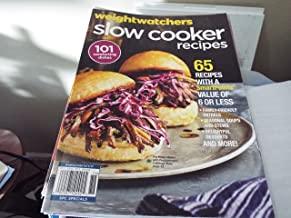 Weightwatchers MAGAZINE slow cooker recipes fall 2017