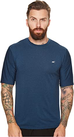 O'Neill Mixed Uv Short Sleeve Rash Tee