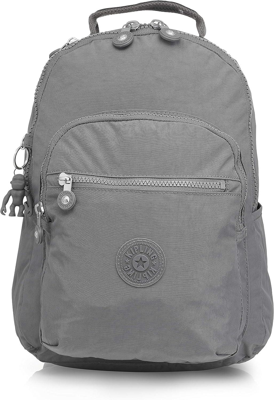 Kipling Women's Seoul Backpack Dusty Grey x 10