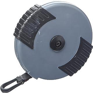 Oakson 767014 Tape Measure, Black, 10 m