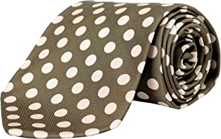 Gianfranco Ferre Men's Polka Dot Multi-Color Neck Tie