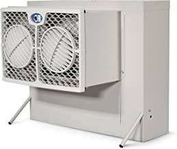 Brisa 2800 CFM 2-Speed Front Discharge Window Evaporative Cooler for 600 sq. ft. (with Motor)