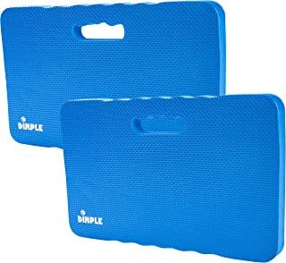 Dimple Thick Kneeling Pad   Garden Pad for Gardening   Kneeling Pad for Work   Garden & Bathtub Kneeler for Baby Bath   Kneeling Mat for Exercise & Yoga (XL) 17.8 x 11, Thickest 1-½