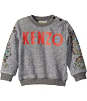 Kenzo Kids - Multi Iconics and Logo Sweatshirt (Infant)