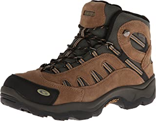 hi tec steel toe work boots