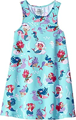 Underwater Kingdom Swim Dress Cover-Up (Toddler/Little Kids/Big Kids)