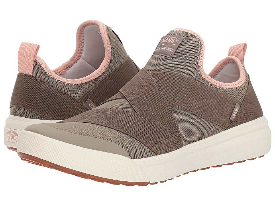 Vans UltraRange Gore (Desert Taupe/Rose Cloud) Skate Shoes