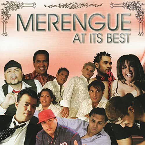 Merengue Its Best Various artists product image