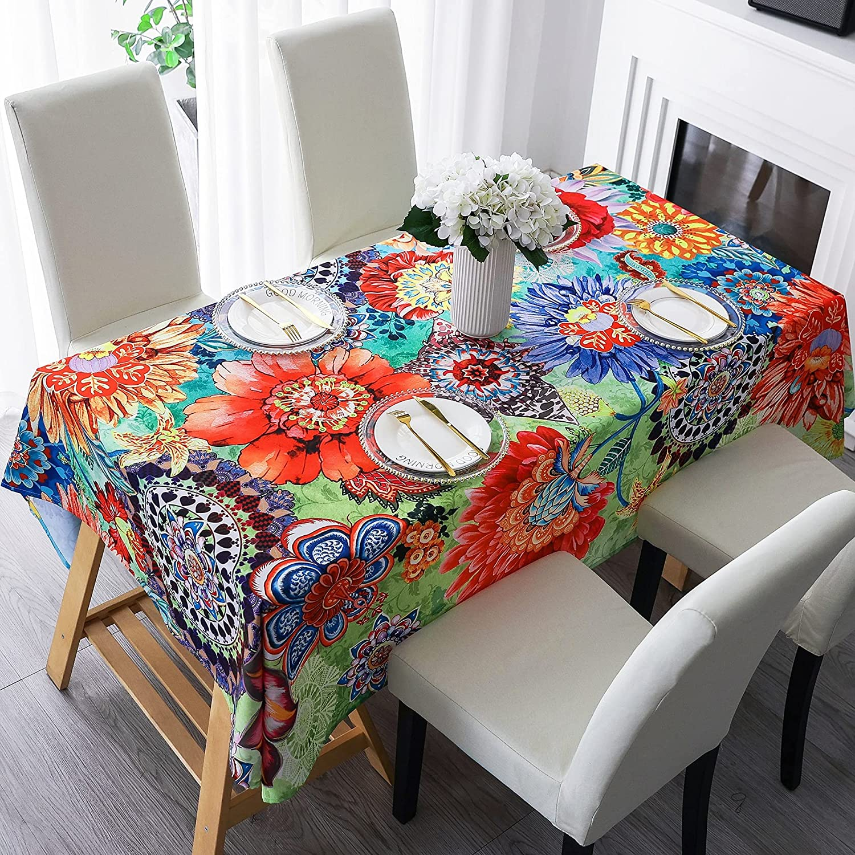 lowest price HMS Happy Memories Tablecloth Original Hand Design Drawing Sale Art