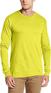 Soffe MJ Men's Pro Weight Long-Sleeve T-Shirt