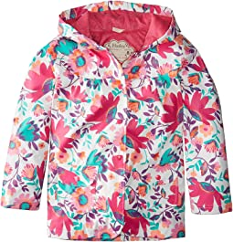 Hatley Kids Tortuga Bay Floral Classic Raincoat (Toddler/Little Kids/Big Kids)