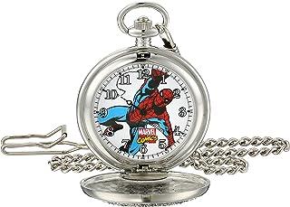 ساعة مارفل للرجال سبايدر مان W001742 - انالوج كوارتز