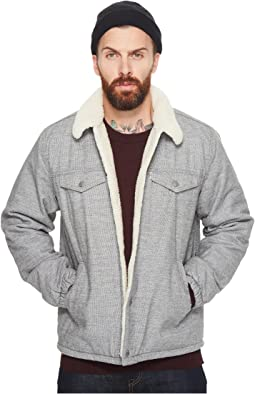 Levi's® Mens Sherpa Coach Trucker Jacket