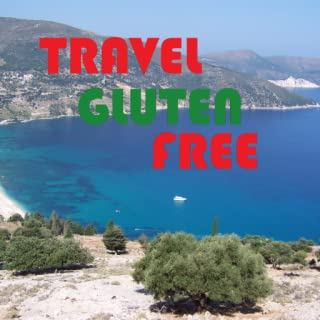 Travel Gluten Free Map(Kindle Tablet Edition)