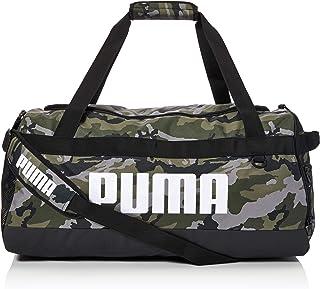 PUMHB|#Puma Puma Challenger Duffel Bag M, Borsone Unisex – Adulto, Forest Night-Camo AOP, Taglia unica