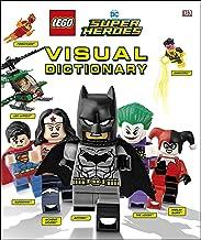 LEGO DC Comics Super Heroes Visual Dictionary: (Library Edition)