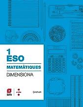 Quadern Matemàtiques. 1 ESO. Dimensiona. Construïm