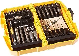 DEWALT DW2520F 30-Piece Rapid Load Set with Tin Drill Bits