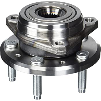 Timken 512156 Axle Bearing and Hub Assembly