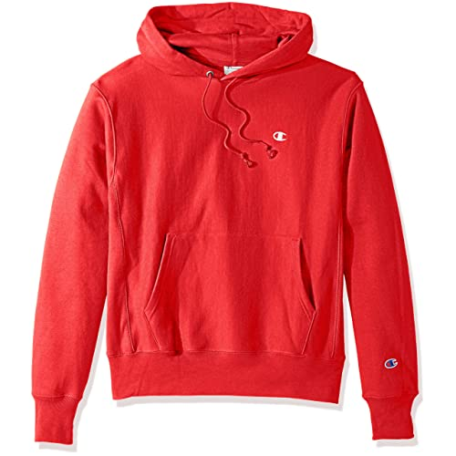 hot sale online women highly coveted range of Red Champion Hoodie: Amazon.com