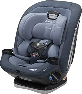 Maxi-Cosi Magellan Max All-in-One Convertible Car Seat with 5 Modes and Magnetic Chest Clip, Nomad Blue