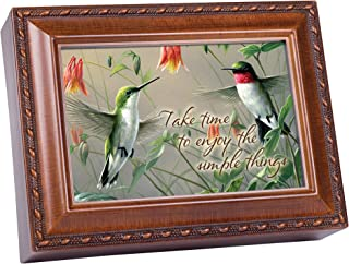 Image of Hummingbird Music Box