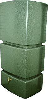 Ecosure 800L depósito de Agua–Verde mármol