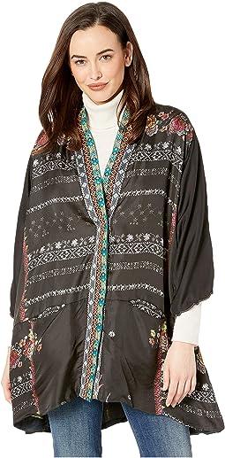 Dacey Lined Kimono