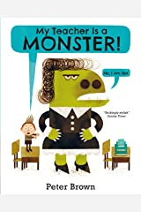 My Teacher is a Monster! (No, I am not) Kindle Edition
