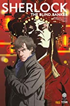 Sherlock: The Blind Banker #5 (English Edition)
