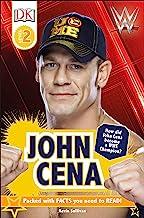DK Reader Level 2: WWE John Cena Second Edition (DK Readers Level 2)