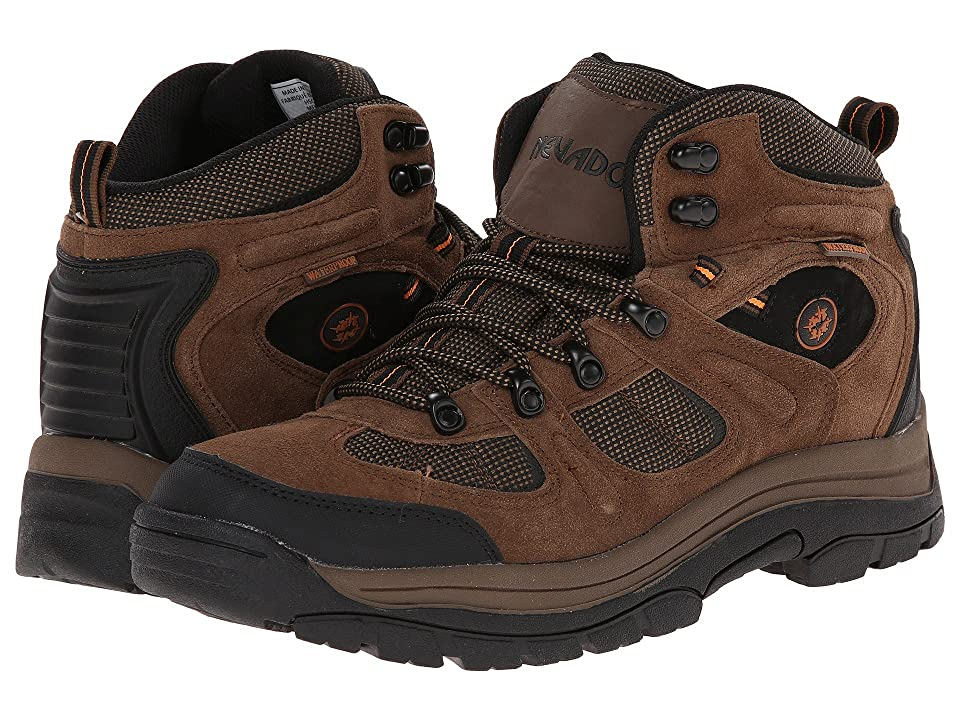 Nevados Klondike Mid WP (Earth Brown/Black/Tigerlily Orange 1) Men