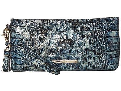 Brahmin Melbourne Kayla Bag (Glacier) Handbags
