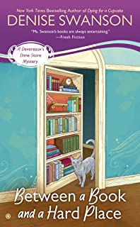 Between a Book and a Hard Place (Devereaux's Dime Store Mystery 5)