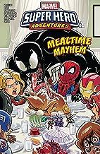 Marvel Super Hero Adventures: Captain Marvel - Mealtime Mayhem (2018) #1 (Marvel Super Hero Adventures (2018-2019))