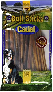 Best Cadet 12 Bully Sticks 12 Count of 2020 – Top Rated & Reviewed