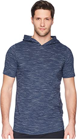 Under Armour Sportstyle Core Short Sleeve Hoodie
