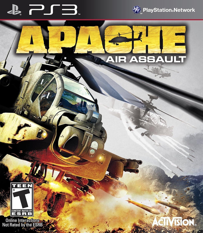Apache: Under Regular store blast sales Air Assault - Playstation 3
