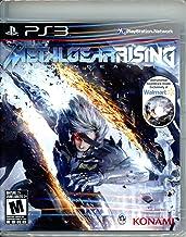 Metal Gear Rising: Revengeance w/ Instrumental Soundtrack CD