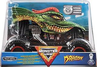 Monster Jam Officiellt gjutet fordon, skala 1:24