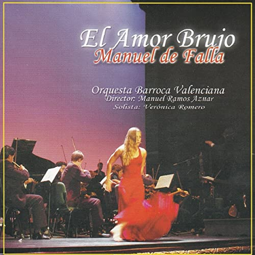 El Amor Brujo (Revised Version Ballet-Pantomime) de Manuel ...
