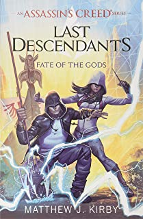 Last Descendants: Assassin's Creed: Fate of the Gods