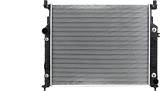 Radiator - Cooling Direct Fit/For 13359 07-12 Mercedes-Benz GL-Class 06-11 ML320 CDI/M320 Bluetec/M350 Bluetec/ML500 With Tow Package /ML550
