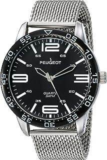 Peugeot Men's Aviator Watch