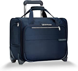 Baseline Rolling Cabin Bag, 2 Wheel, Navy