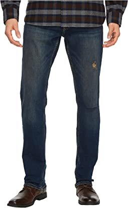 Calvin Klein Jeans - Slim Fit Jeans in Myrtle Blue