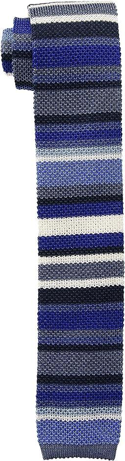 Etro - Stripe Knit Tie