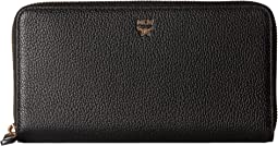 MCM - Milla Large Zip Around Wallet
