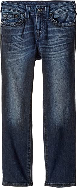 True Religion Kids - Geno Slim Fit Jeans in Blue Asphalt (Toddler/Little Kids)