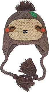 Huggalugs Baby and Toddler Childrens Sloth Beanie Hat